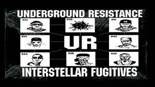 Underground Resistance - Negative Evolution (HD)