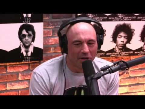 "Joe Rogan on seeing dead bodies ""People can go their whole lives without seeing a dead guy"""