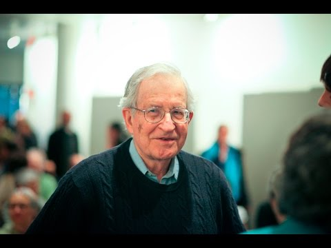 """Noam Chomsky: """"Every word in the phrase 'Free Trade Agreement' is just false"""""""