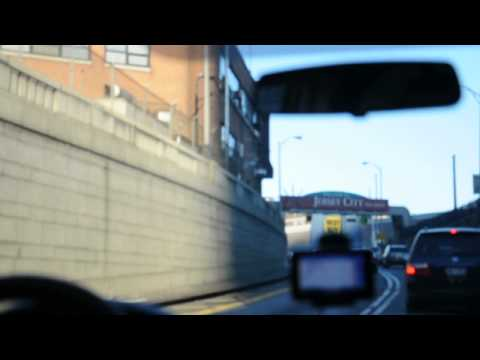 End of Holland Tunnel NYC 2014