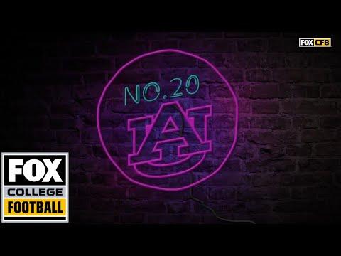 Auburn Tigers take No. 20 in Joel Klatt