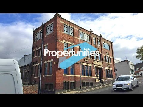 Commercial to Residential Conversion - A Tour Around - Miles Bulloch at Propertunities [Video 1]