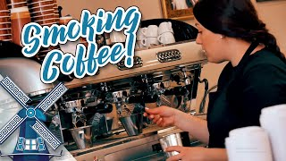 SICILIAN COFEESHOP IN VOLOS! | But no Marihuana... - LifeDoc 584