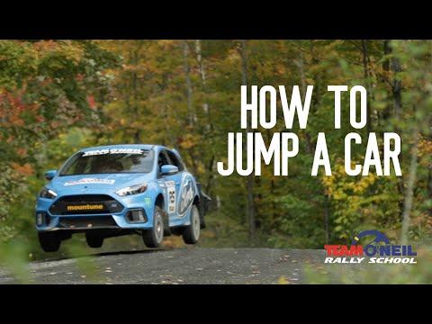 How To Jump A Car