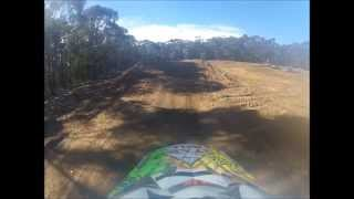 Hot Lap Of A Mate Private Track