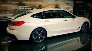видео BMW готовит два новых седана