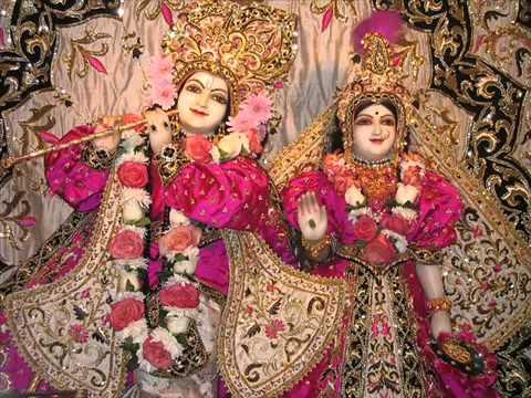 Srila Prabhupada sings