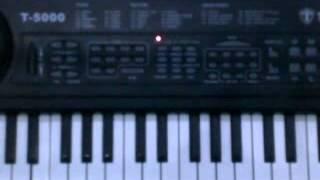 Meri Mehbooba_Pardes-Piano