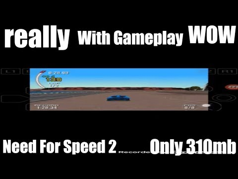 How To Download NFS 2 SE [in Mobile]_with_gameplay_only(309mb)