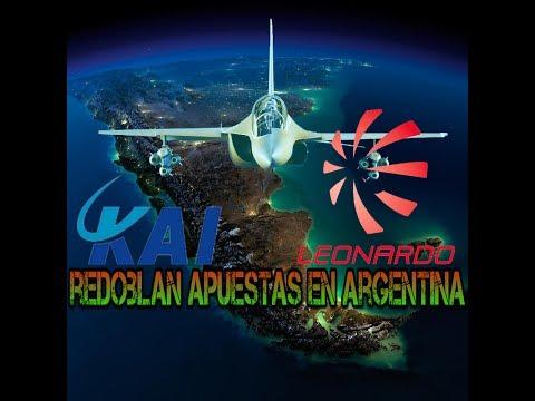 KAI y Leonardo redoblan apuestas en Argentina