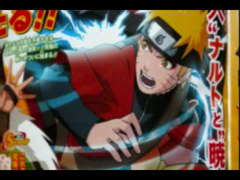 Naruto Shippuden Ultimate Ninja Storm 2 Scan-Naruto Sage Mode and Pain Arc