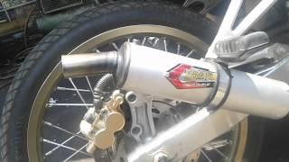 Knalpot racing creampie ninja zz1 | GUDANG KNALPOT tlp.083870201601/pin 7F82EC91