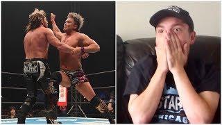 WWE FAN'S FIRST REACTION TO OMEGA VS. OKADA WK11 - Ringmasters React