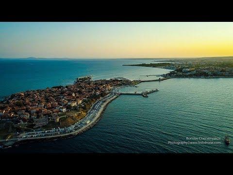 Aerial Filming - Nesebar, Bulgaria