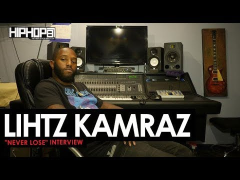 "Lihtz Kamraz Talks Being on Meek Mill's ""Wins & Losses"", His Tory Lanez Song & More w/HHS1987 (PT.1)"