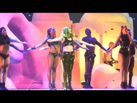 Lady Gaga - 'Aura' Live At The ArtRAVE: The ARTPOP Ball Tour