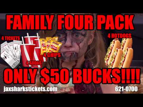 JACKSONVILLE SHARKS HALLOWEEN IN JUNE THIS SATURDAY PNK VIDEO PRODUCTIONS