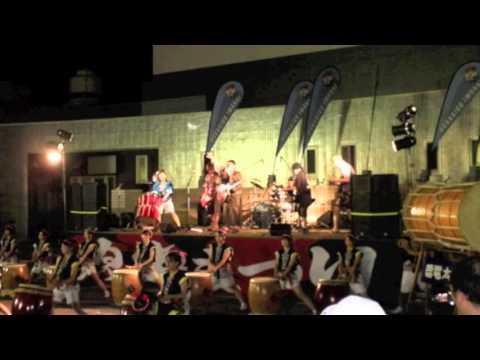 岩内町の歌/岩内怒涛祭りソング・岩内キングダム - YouTube