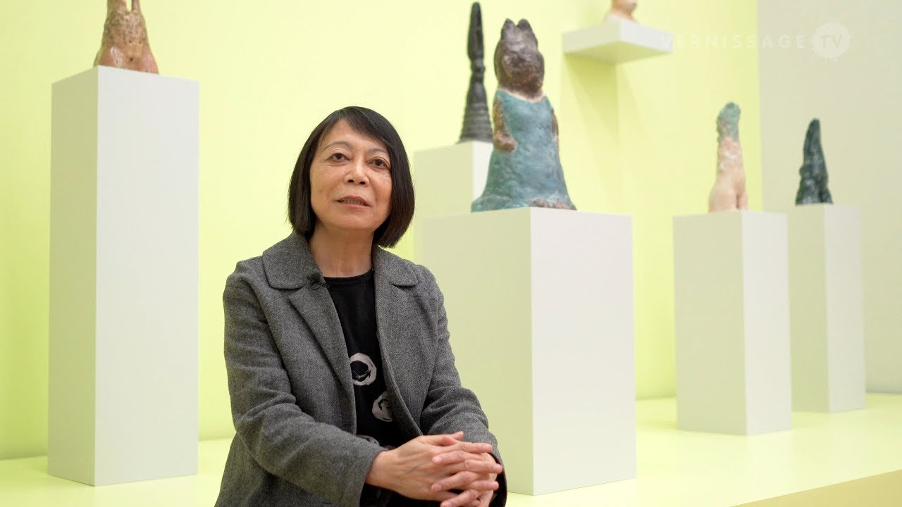 Leiko Ikemura: Toward New Seas / Kunstmuseum Basel - YouTube