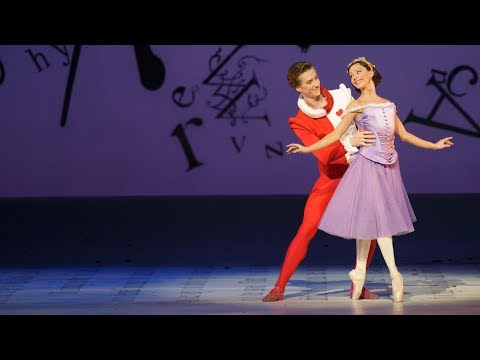 Alice's Adventures in Wonderland in rehearsal (The Royal Ballet)