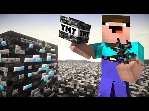 видео: НУБИК БОБ ВЫЖИВАЕТ В МИРЕ ИЗ БЕДРОКА! - Приключения Боба в Майнкрафт! #2