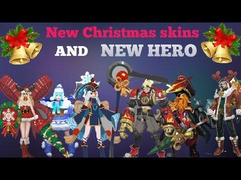 Mobile legends new skin | Mobile legends new hero | Skin baru Mobile legends | Hero baru mlbb
