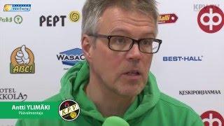 KPV - GrIFK pe 29.4.2016 - Lehdistötilaisuus