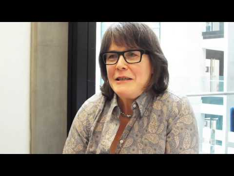 Baroness Delyth Morgan talking about the 2017 NCRI Cancer Conference