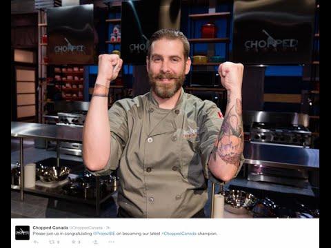 Okanagan Chef Wins Chopped Canada