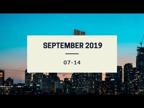 SAGITTARIUS, OPPORTUNITY WILL COME KNOCKING - SEPTEMBER 2019