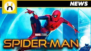 Spider-Man 2 NEW MCU Suit FIRST LOOK  sc 1 st  clipzui.com & new spider-man costume videos new spider-man costume clips ...