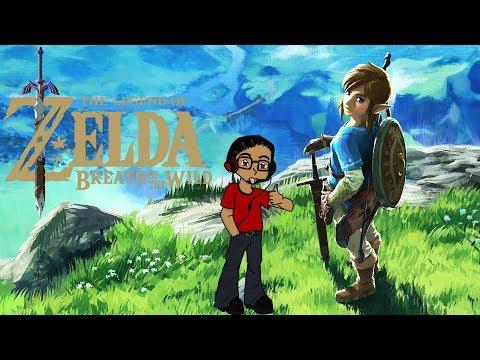 Legend Of Zelda Breath Of The Wild 3 ❤❤❤ Challenge no Fairy's Trial Of The Sword