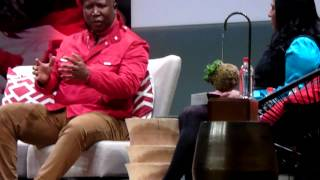 Commander in Chief on Daily Maveric debate a must watch part 1