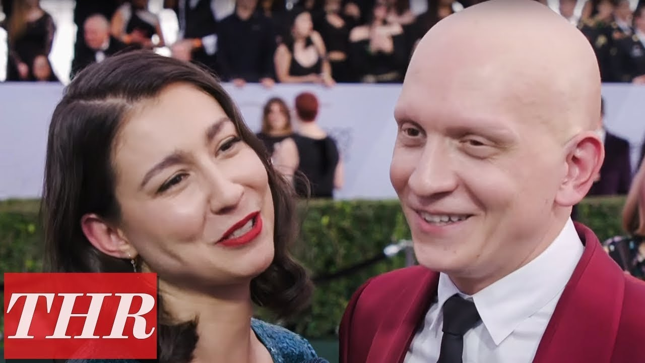 anthony carrigan wife