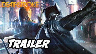 Deathstroke Movie Trailer 2020 - Batman and Justice League Easter Eggs Breakdown
