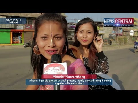 NEWS CENTRAL   Webisode4   Daugther's Day: Ningol Chakouba