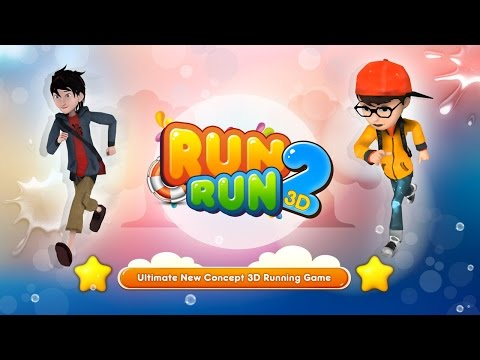 RUN RUN 3D - 2 Android Gameplay Trailer HD