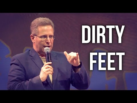 """Dirty Feet"" – Pastor Raymond Woodward"
