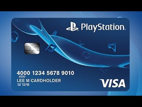 Sony Announces a PlayStation Credit Card - PlayStation Announces Credit Card With Bonuses for Gamers