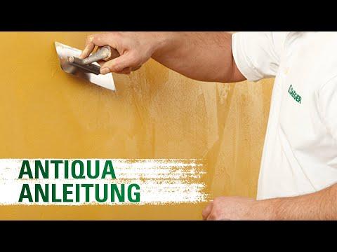 Kalkputz für Kalkpresstechnik Antiqua - Jaeger
