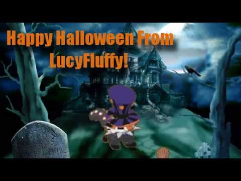 LucyFluffy-Halloween Intro and Outro 2015