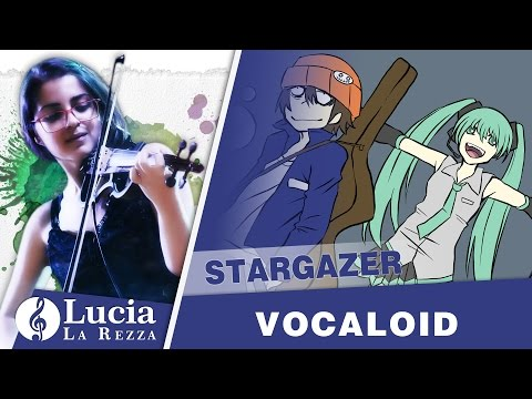 Miku - Stargazer ( Violin solo version )