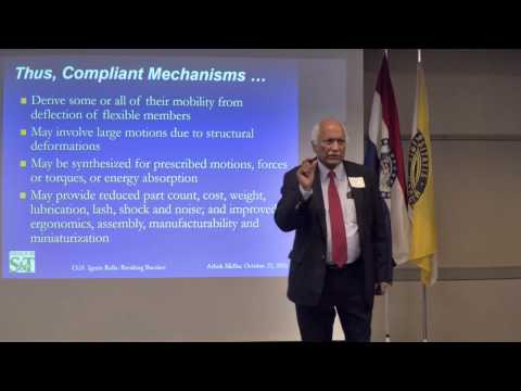 "Ignite Rolla 2016 -  ""Compliant Mechanisms"""