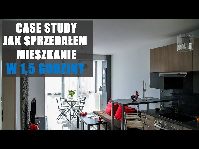 W 1,5 godziny sprzedałem mieszkanie, Case Study #2