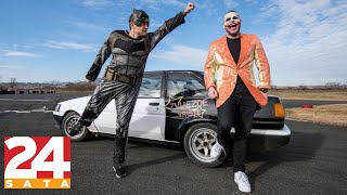 Fil Tilen i Šebalj kao Batman i Joker | ZVIJEZDE VRIŠTE | Epizoda 33