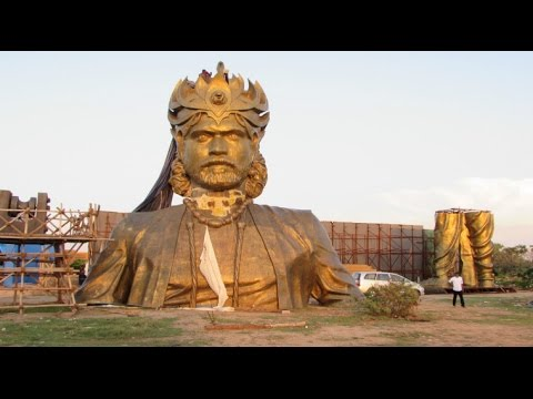 Image result for bahubali gold head