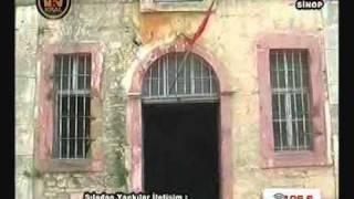 Sinop Hapishanesinden Kaçmaya Çalışanlar