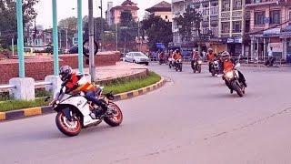 Ride to Gotikhel, Lalitpur  from Naxal , Kathmandu | Nepal