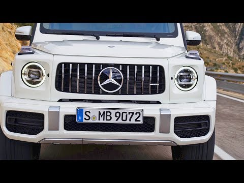 Mercedes G63 AMG (2019) High-Performance G-Class