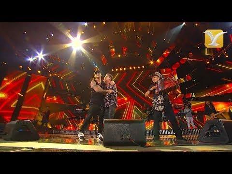 Carlos Vives ft Wisin  Al Filo de tu Amor Full HD  Festival de Viña 2018 sin propaganda